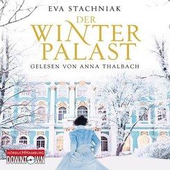 Der Winterpalast, 6 Audio-CDs