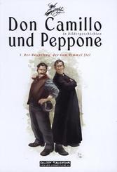 Don Camillo und Peppone - Der Häuptling, der vom Himmel fiel