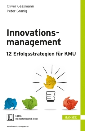 Innovationsmanagement (Ebook nicht enthalten)