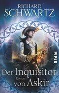Die Götterkriege - Der Inquisitor von Askir