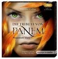 Die Tribute von Panem - Flammender Zorn, 2 MP3-CDs