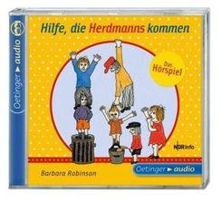 Hilfe, die Herdmanns kommen, 1 Audio-CD