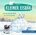 Kleiner Eisbär. Lars, lass mich nicht allein! / Lars und der Angsthase, 1 Audio-CD