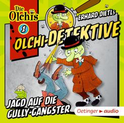 Olchi-Detektive - Jagd auf die Gully-Gangster, Audio-CD