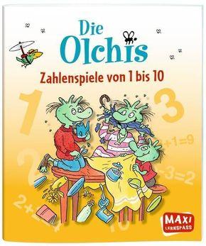 Die Olchis - Zahlenspiele von 1 bis 10