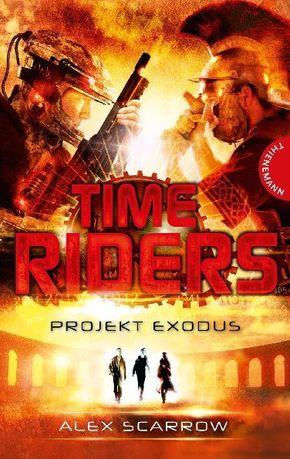 TimeRiders - Projekt Exodus