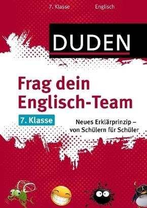 Frag dein Englisch-Team 7. K..