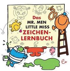 Das Mr. Men Little Miss Zeichenlernbuch