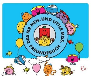 Das Mr. Men Little Miss Freundebuch