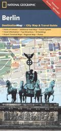 National Geographic DestinationMap Berlin