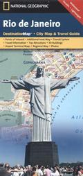 National Geographic DestinationMap Rio de Janeiro