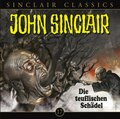 Geisterjäger John Sinclair Classics - Die teuflischen Schädel, 1 Audio-CD
