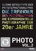 Kleine Geschichte der Pressephotographie / Die Erfinder / Der Pictorialismus / Die experimentelle Fotografie der 20er Ja
