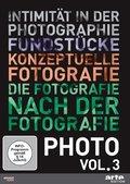 Intimität in der Photographie, Fundstücke, Konzeptuelle Fotografie, Die Fotografie nach der Fotografie, 1 DVD