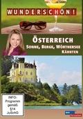 Österreich - Sonne, Berge, Wörthersee - Kärnten - Wunderschön!, 1 DVD