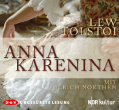 Anna Karenina, 30 Audio-CDs