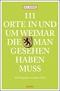 111 Orte in und um Weimar, die man gesehen haben muss
