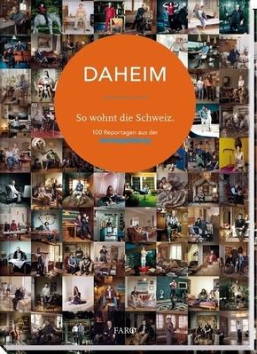 Daheim - So wohnt die Schweiz