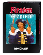 Piraten Quartett (Kartenspiel)