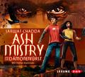 Ash Mistry und der Dämonenfürst, 4 Audio-CDs