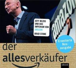 Der Allesverkäufer - Jeff Bezos und das Imperium von Amazon, Audio-CD