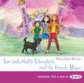 Vier zauberhafte Schwestern und die fremde Magie, 2 Audio-CDs