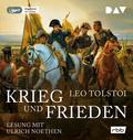 Krieg und Frieden, 6 MP3-CDs