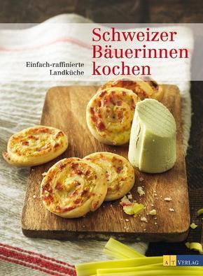 Schweizer Bäuerinnen kochen