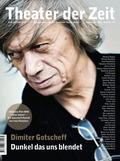 Dimiter Gotscheff - Dunkel das uns blendet, m. DVD