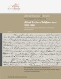 Briefe: Alfred Eschers Briefwechsel 1852-1866; Bd.5