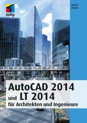 AutoCAD 2014 und LT 2014, m. DVD