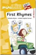 miniLÜK: First Rhymes: Einfache Reime - einfach Englisch lernen