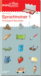 miniLÜK: Sprachtrainer 1: Phonologische Bewusstheit