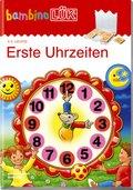 bambinoLÜK-Übungshefte: Erste Uhrzeiten; .10