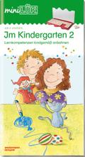 miniLÜK: Im Kindergarten - Tl.2