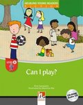 Can I Play?, mit CD-ROM/Audio-CD, m. 1 CD-ROM, 2 Teile