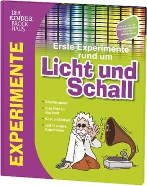 Der Kinderbrockhaus - Erste Experimente rund um Licht und Schall
