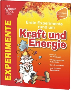 Der Kinderbrockhaus - Erste Experimente rund um Kraft und Energie