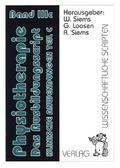 Physiotherapie, Das Ausbildungsscript - Bd.3c