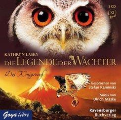 Die Legende der Wächter - Das Königreich, 3 Audio-CDs