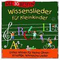 Die 30 besten Wissenslieder für Kleinkinder, 1 Audio-CD