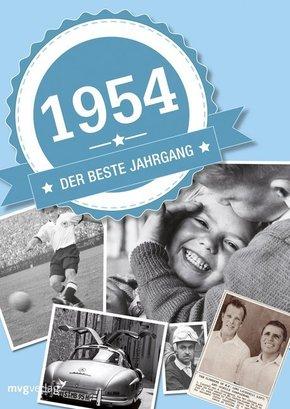 1954 - Der beste Jahrgang