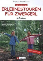 Die schönsten Erlebnistouren für Zwergerl in Franken