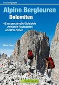 Alpine Bergtouren Dolomiten