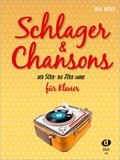 Schlager & Chansons der 50er - bis 70er Jahre, für Klavier