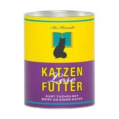 KatzenLeseFutter (Puzzle) Tucholsky, Brief an einen Kater
