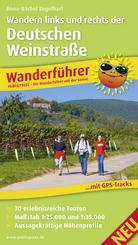 PublicPress Wanderführer Wandern links und rechts der Deutschen Weinstraße
