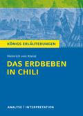 Heinrich von Kleist: Das Erdbeben in Chili