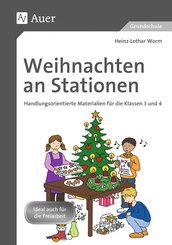 Weihnachten an Stationen, Klassen 3-4