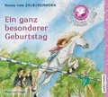 Zaubereinhorn - Ein ganz besonderer Geburtstag, Audio-CD